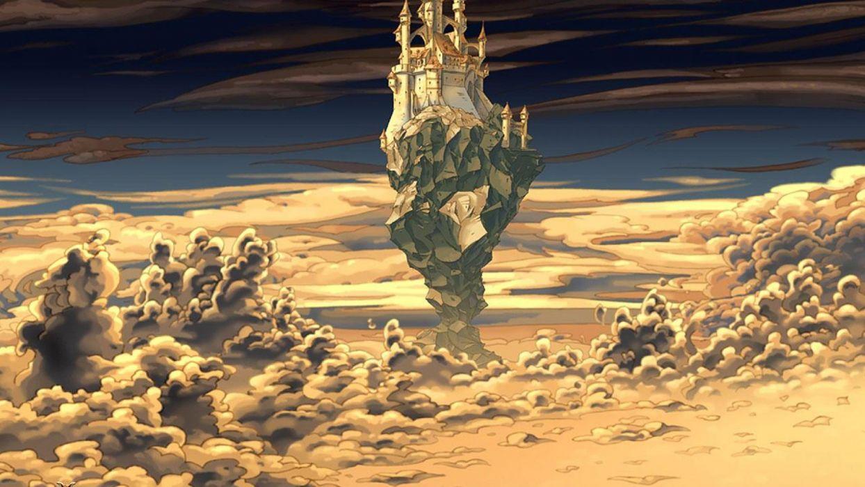 THE WHISPERED WORLD fantasy adventure (13) wallpaper