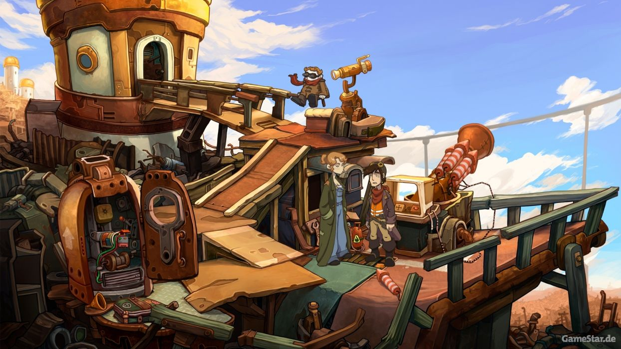 THE WHISPERED WORLD fantasy adventure (18) wallpaper