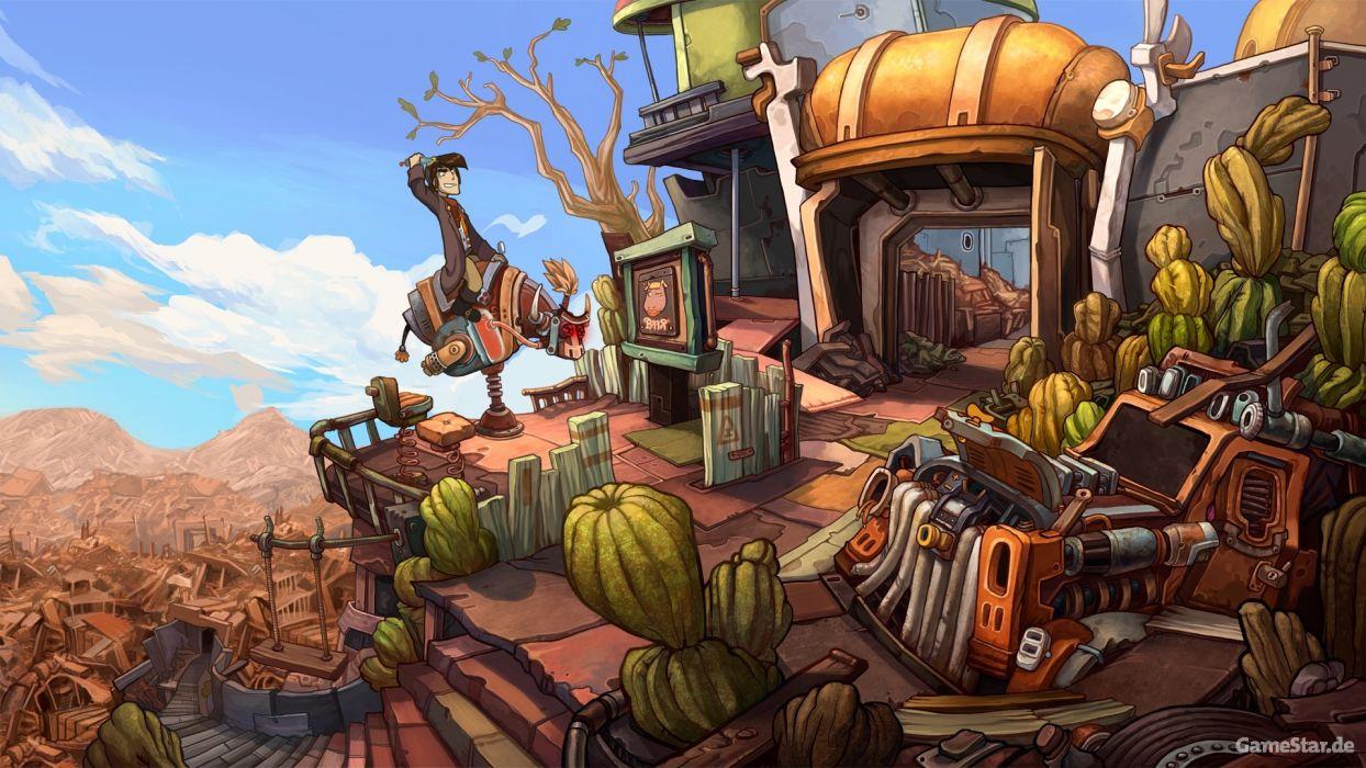 THE WHISPERED WORLD fantasy adventure (19) wallpaper