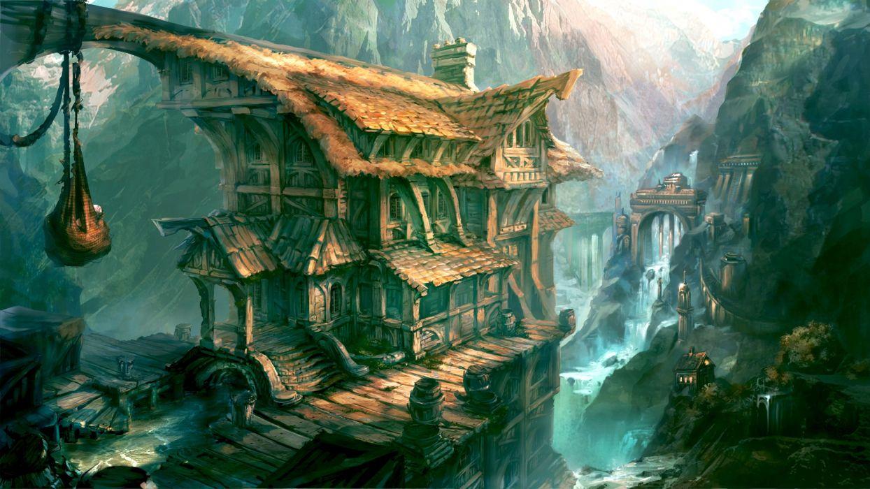 THE WHISPERED WORLD fantasy adventure (29) wallpaper