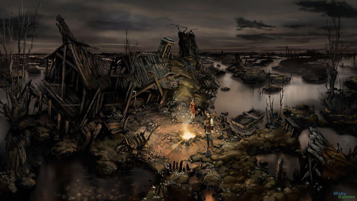 THE DARK EYE fantasy adventure the-dark-eye (1) wallpaper
