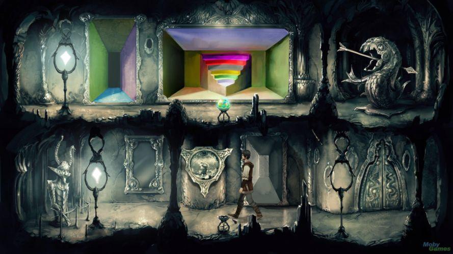 THE DARK EYE fantasy adventure the-dark-eye (2) wallpaper