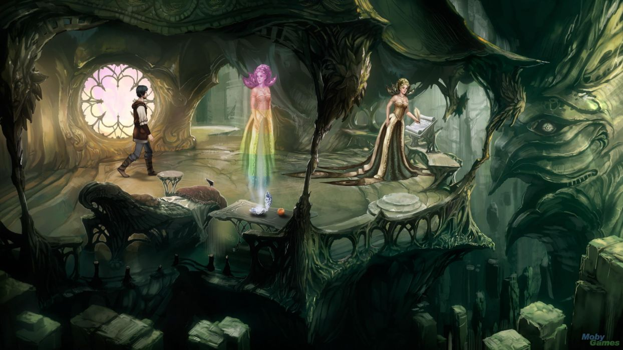 THE DARK EYE fantasy adventure the-dark-eye (3) wallpaper