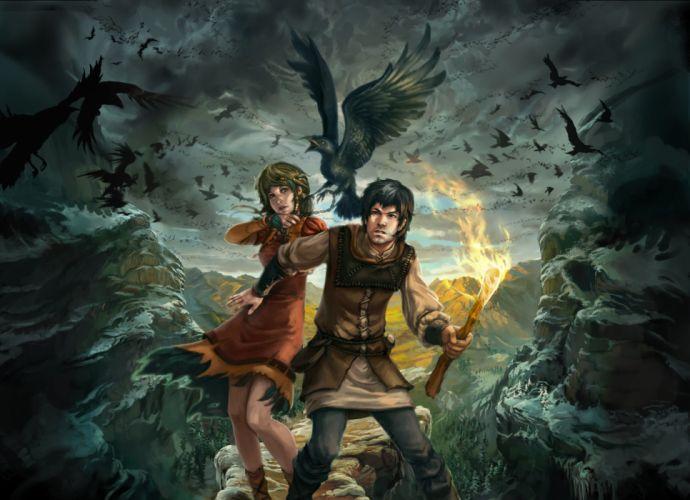 THE DARK EYE fantasy adventure the-dark-eye (7) wallpaper