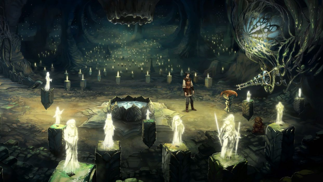 THE DARK EYE fantasy adventure the-dark-eye (19) wallpaper