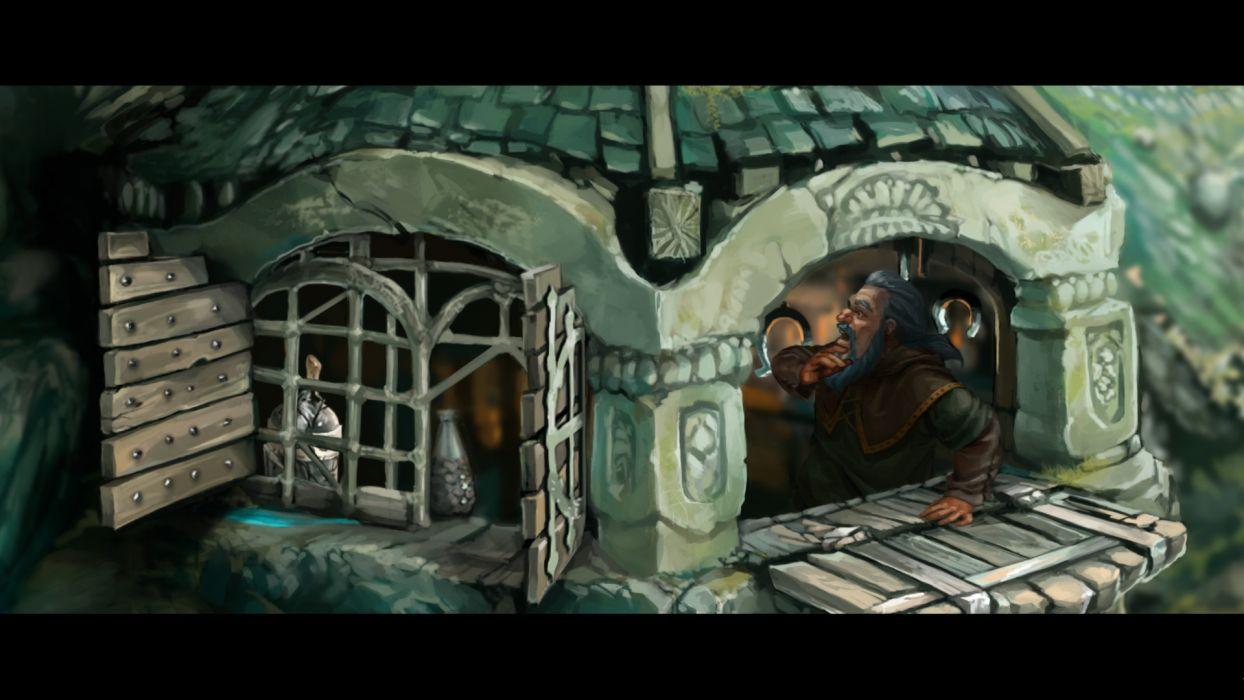 THE DARK EYE fantasy adventure the-dark-eye (26) wallpaper