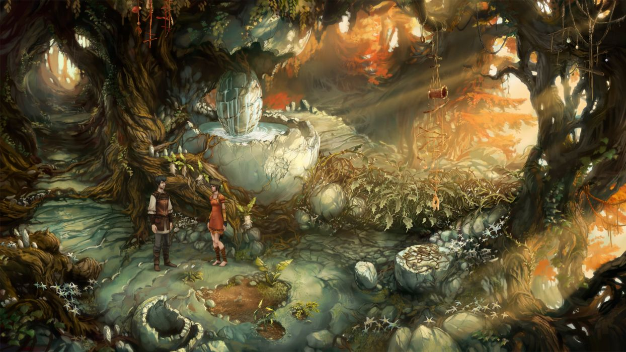 THE DARK EYE fantasy adventure the-dark-eye (30) wallpaper