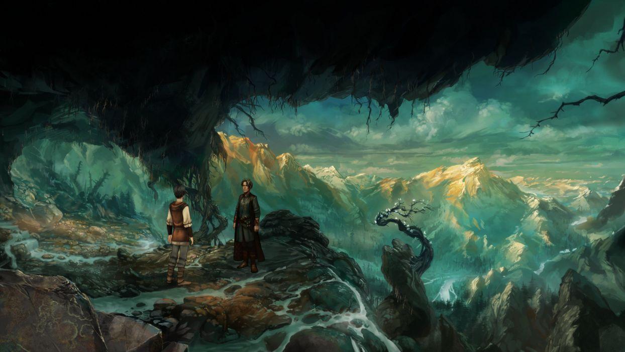 THE DARK EYE fantasy adventure the-dark-eye (32) wallpaper