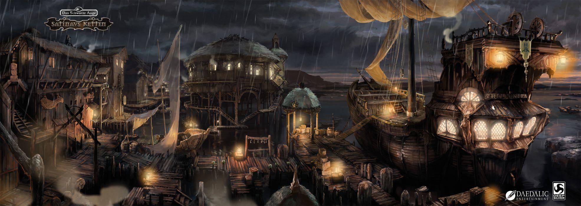 THE DARK EYE fantasy adventure the-dark-eye (35) wallpaper