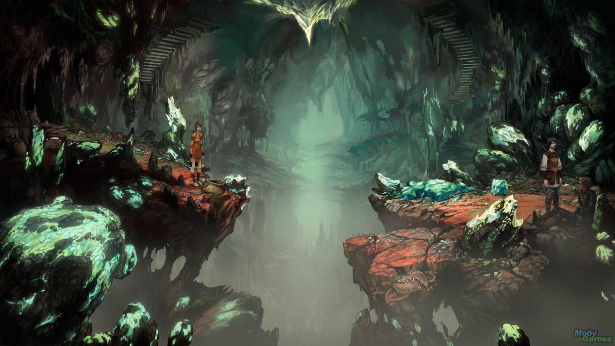 THE DARK EYE fantasy adventure the-dark-eye (37) wallpaper