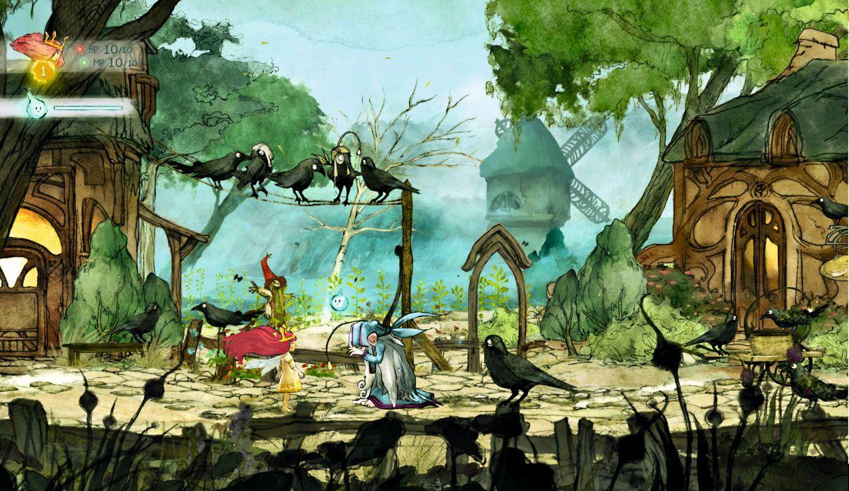 BLACKGUARDS fantasy adventure the-dark-eye (3) wallpaper