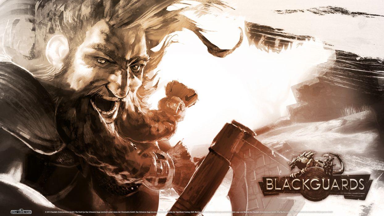 BLACKGUARDS fantasy adventure the-dark-eye (8) wallpaper