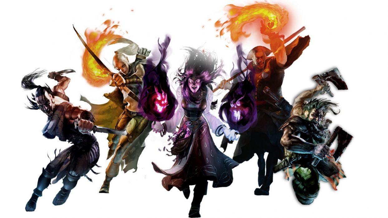 BLACKGUARDS fantasy adventure the-dark-eye (9) wallpaper