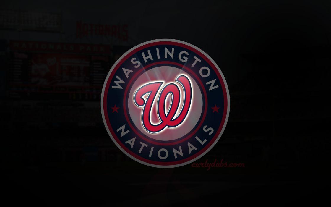 WASHINGTON NATIONALS mlb baseball (1) wallpaper