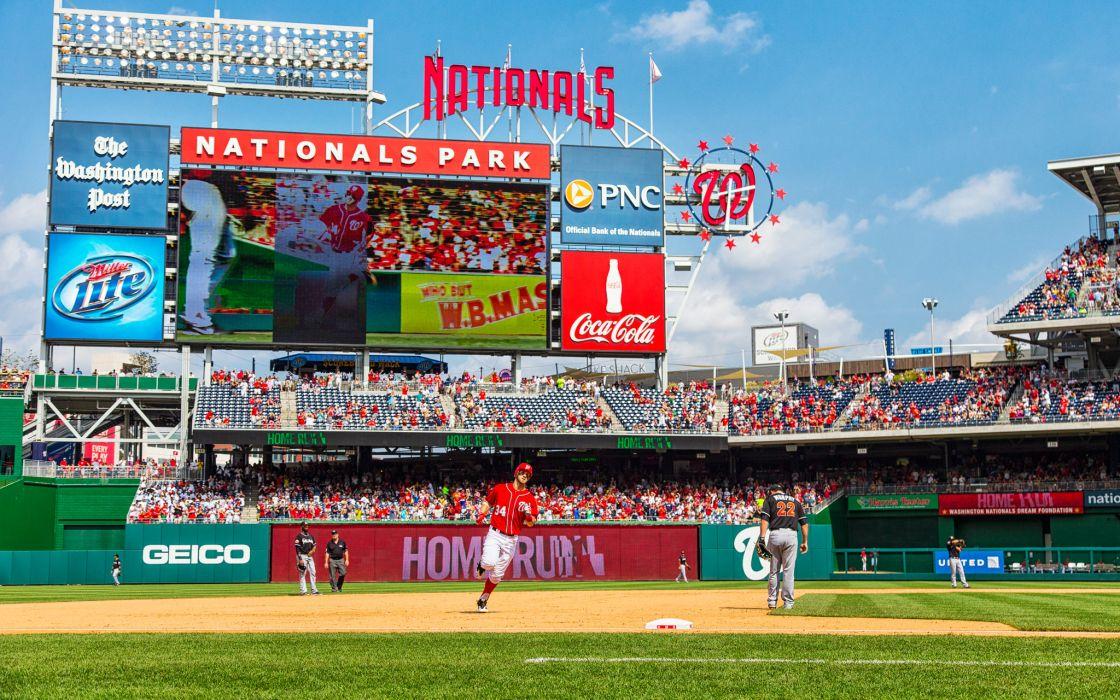 WASHINGTON NATIONALS mlb baseball (2) wallpaper
