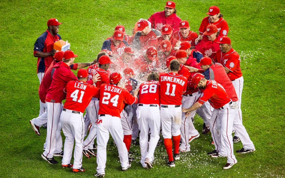 WASHINGTON NATIONALS mlb baseball (3) wallpaper