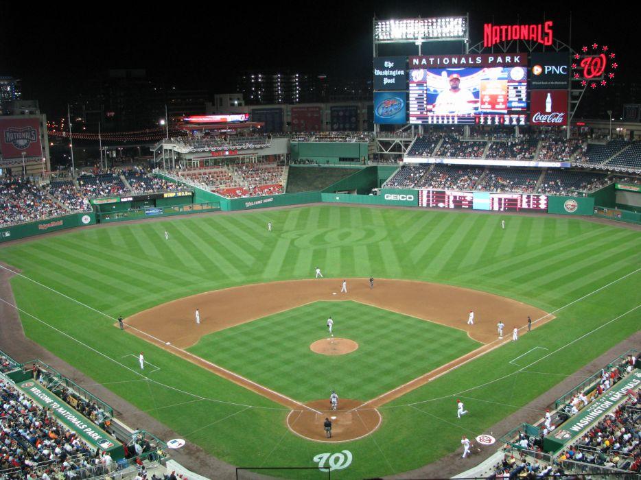 WASHINGTON NATIONALS mlb baseball (5) wallpaper