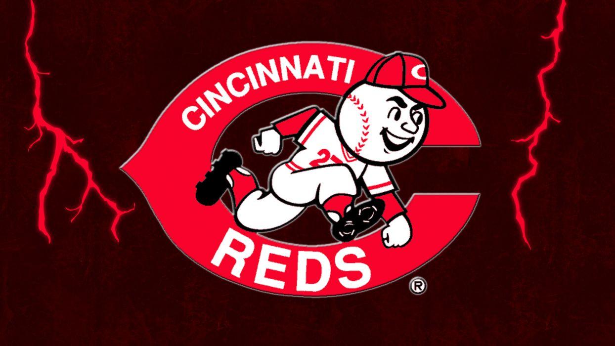 CINCINNATI REDS mlb baseball (7) wallpaper
