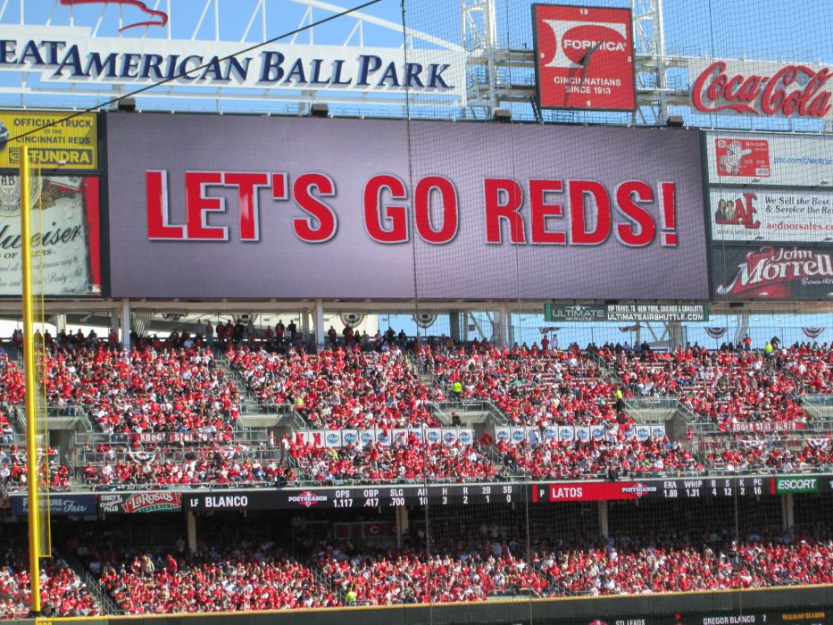 CINCINNATI REDS mlb baseball (20) wallpaper