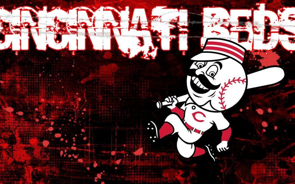 CINCINNATI REDS mlb baseball (21) wallpaper