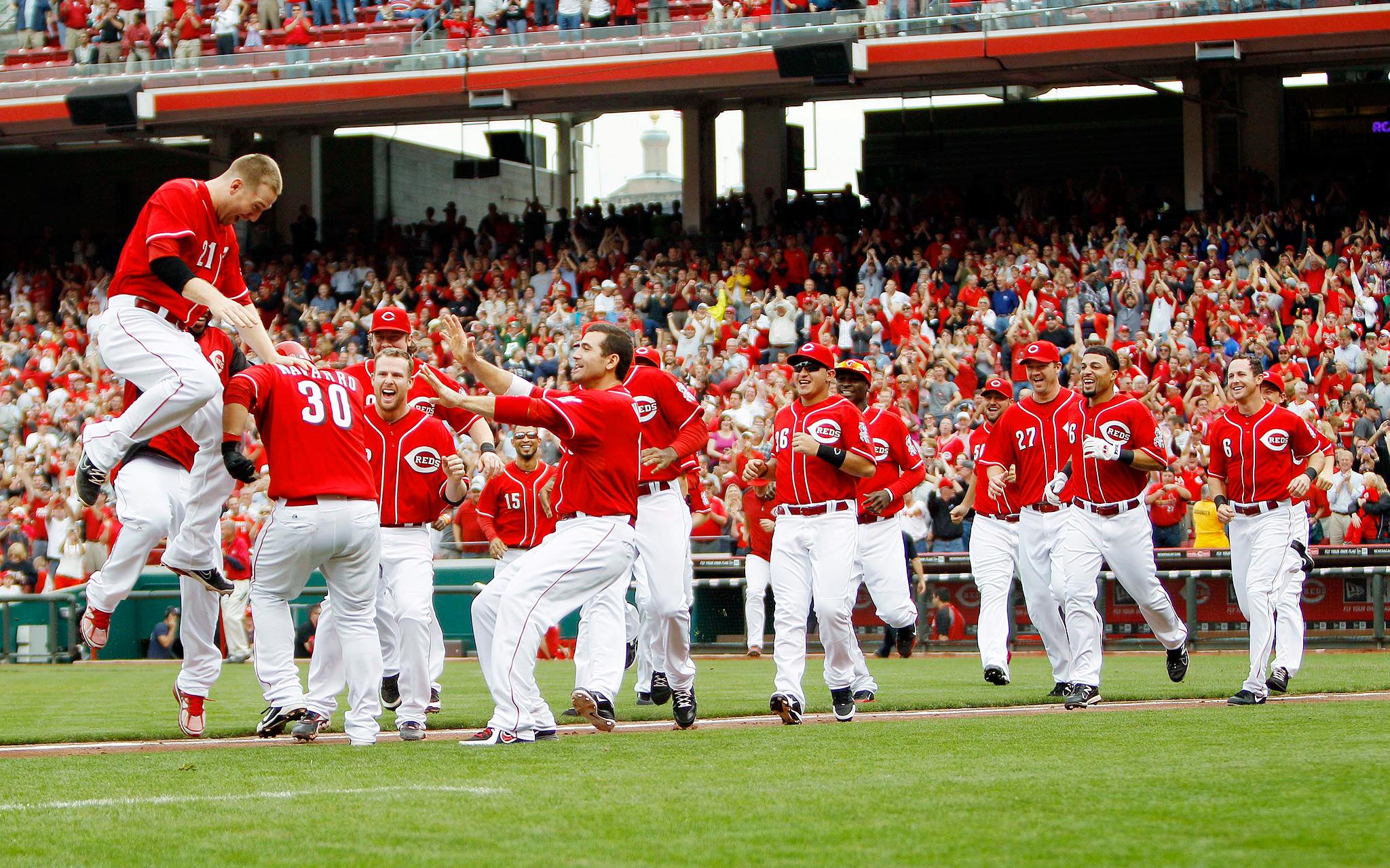 CINCINNATI REDS Mlb Baseball 26 Wallpaper