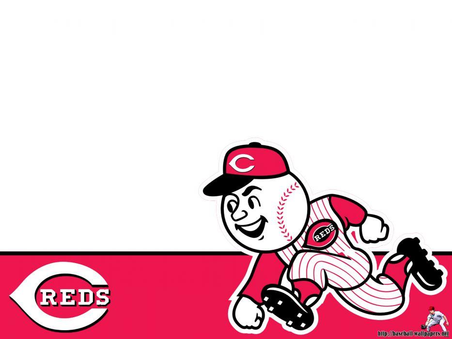 CINCINNATI REDS mlb baseball (41) wallpaper