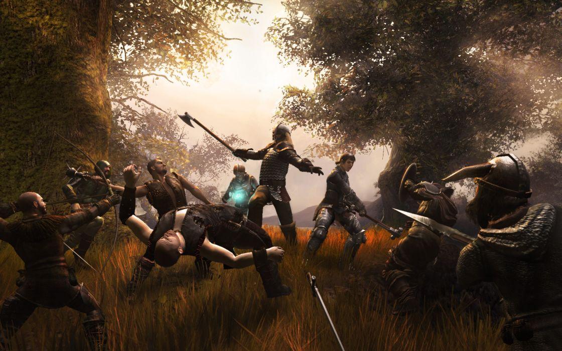 DRAKENSANG online fantasy adventure (3) wallpaper