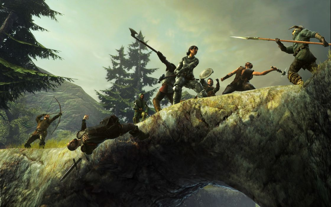 DRAKENSANG online fantasy adventure (4) wallpaper