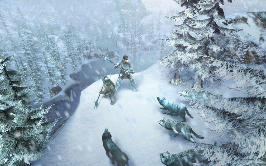 DRAKENSANG online fantasy adventure (6) wallpaper