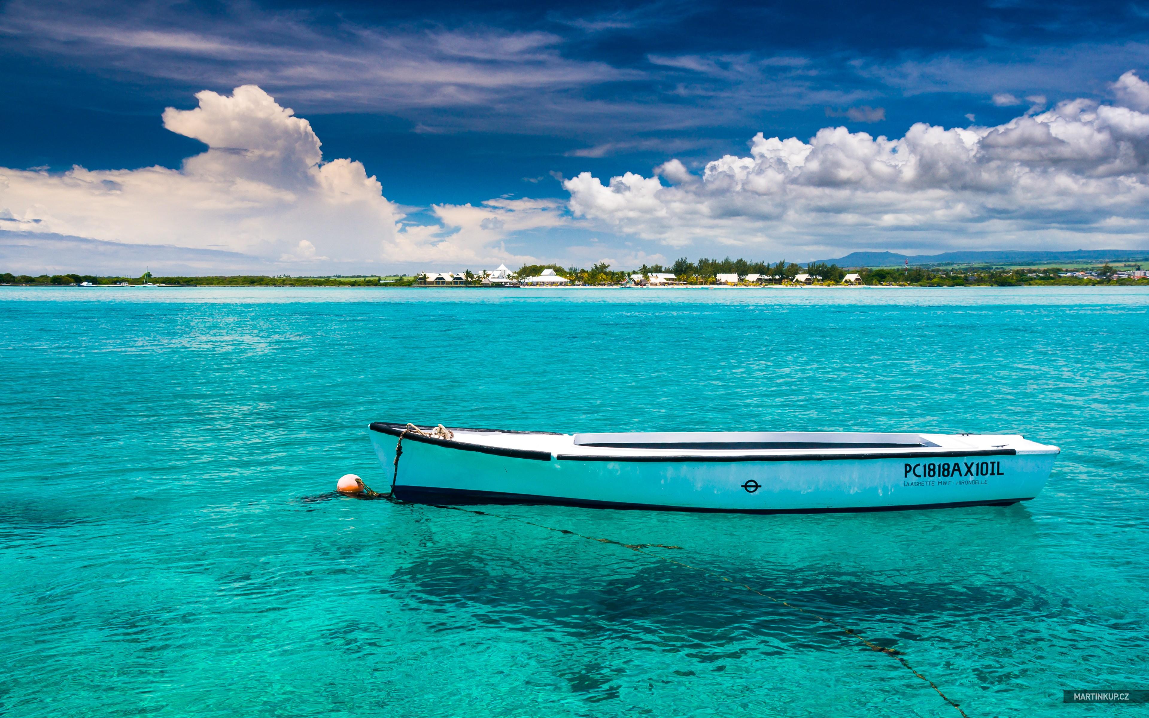 3840x2400 wallpaper ocean boat - photo #9