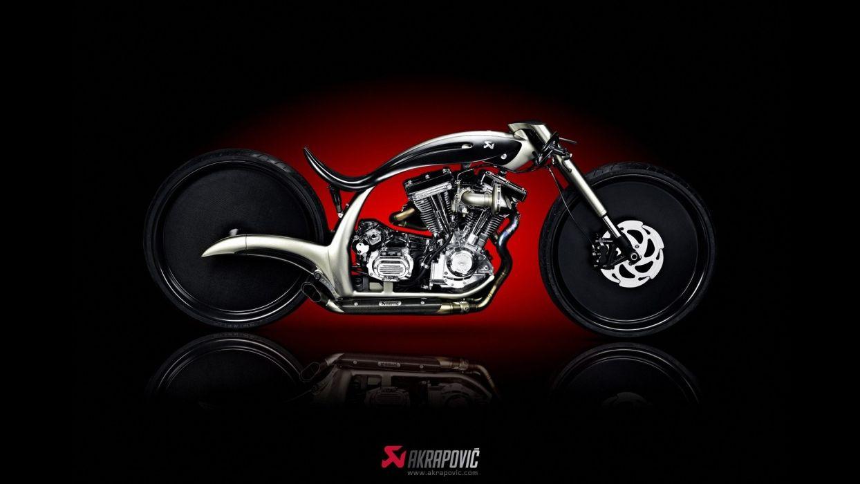 chopper motorbikes wallpaper