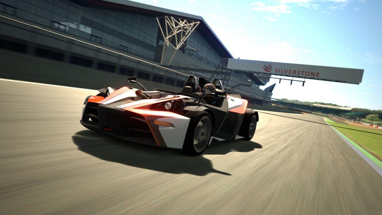 video games cars KTM X-BOW Playstation 3 Gran Turismo 6 wallpaper
