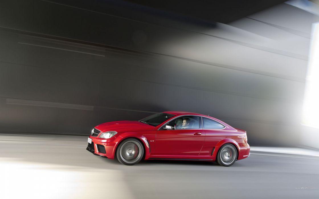 cars vehicles Mercedes-Benz black series wallpaper
