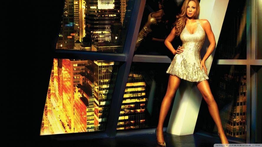 women Mariah Carey wallpaper