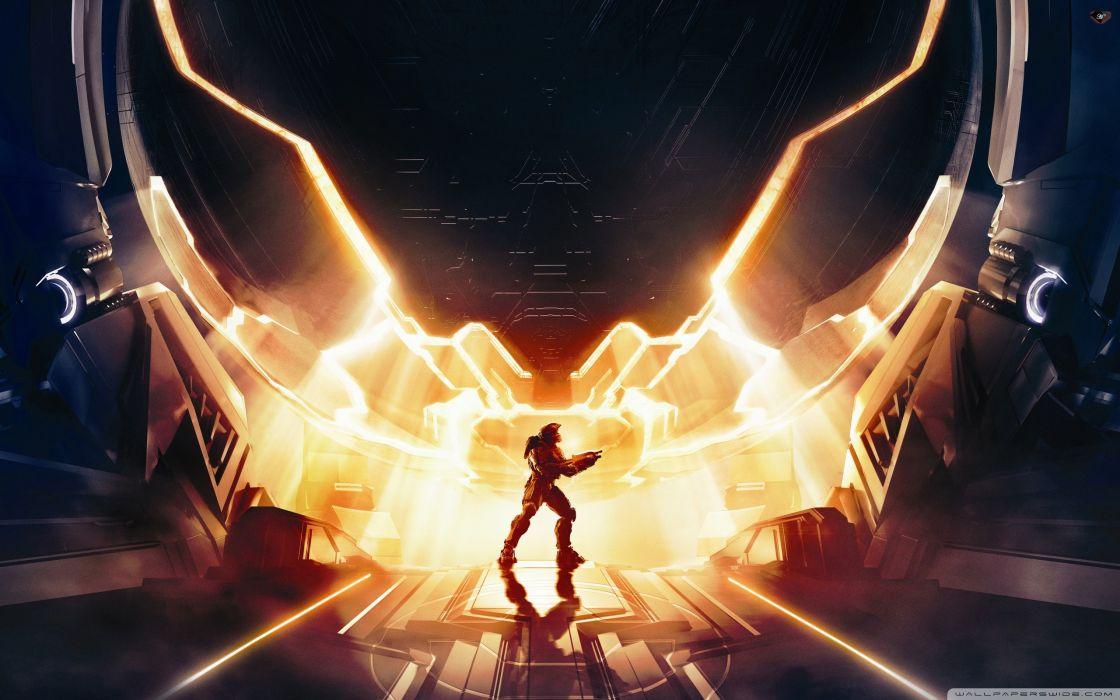 video games Master Chief Halo 4 wallpaper