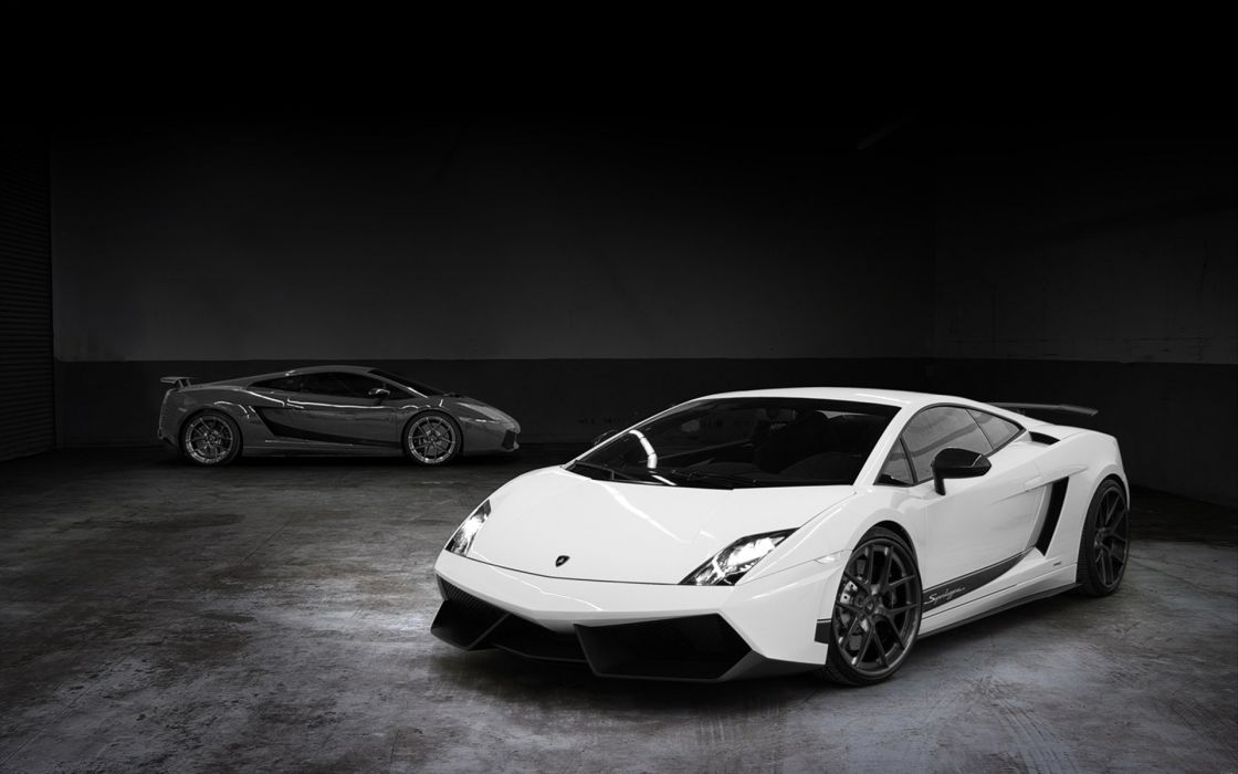 Lamborghini vehicles Lamborghini Gallardo LP570-4 Superleggera wallpaper