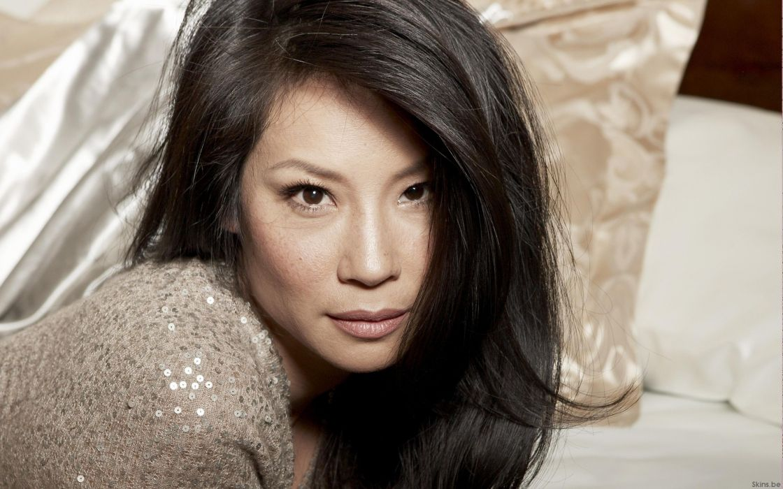 women celebrity Lucy Liu wallpaper