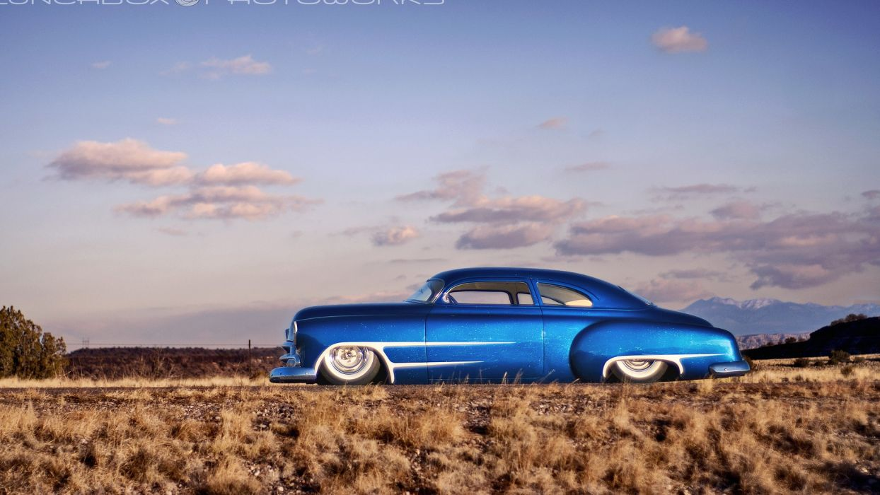 cars Hot Rod chevy wallpaper