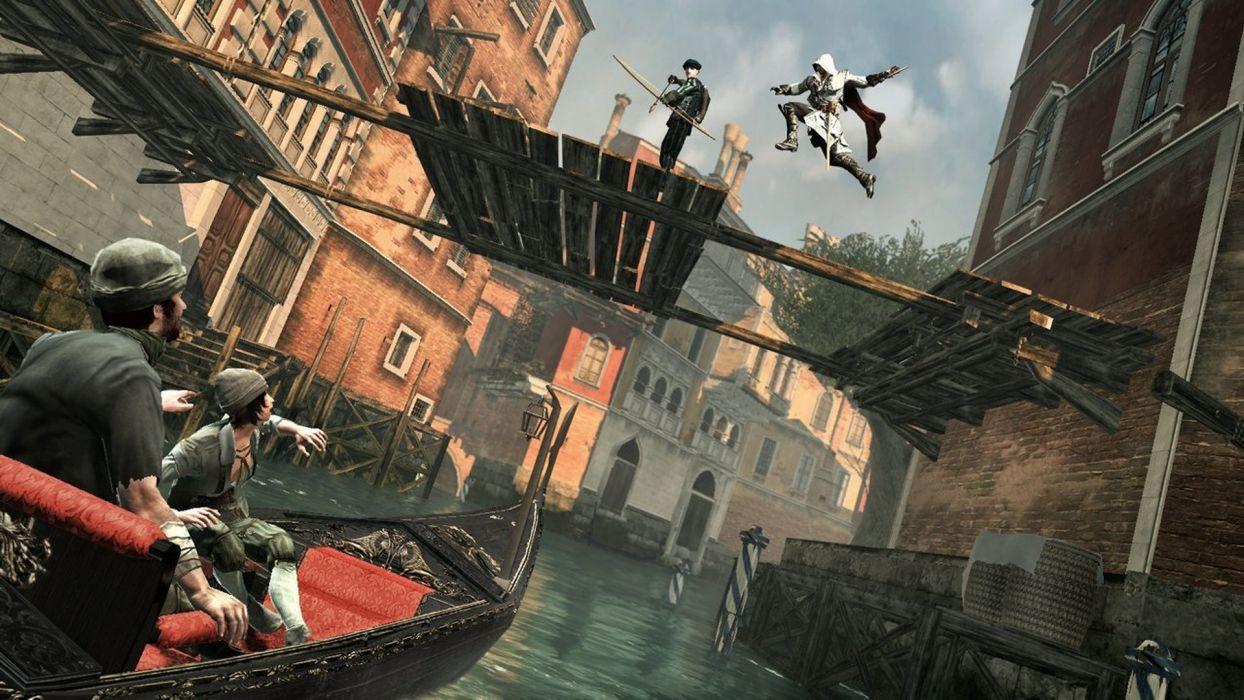 Assassins Creed Assassins Creed 2 wallpaper