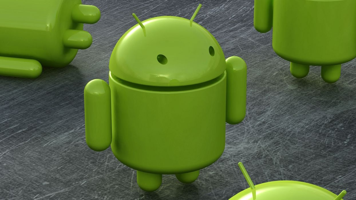 Android bugdroid wallpaper