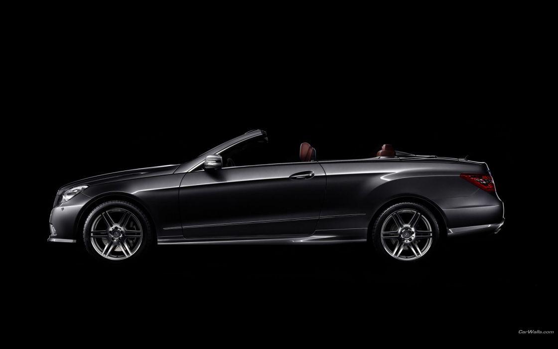 cars Mercedes-Benz cabrio wallpaper