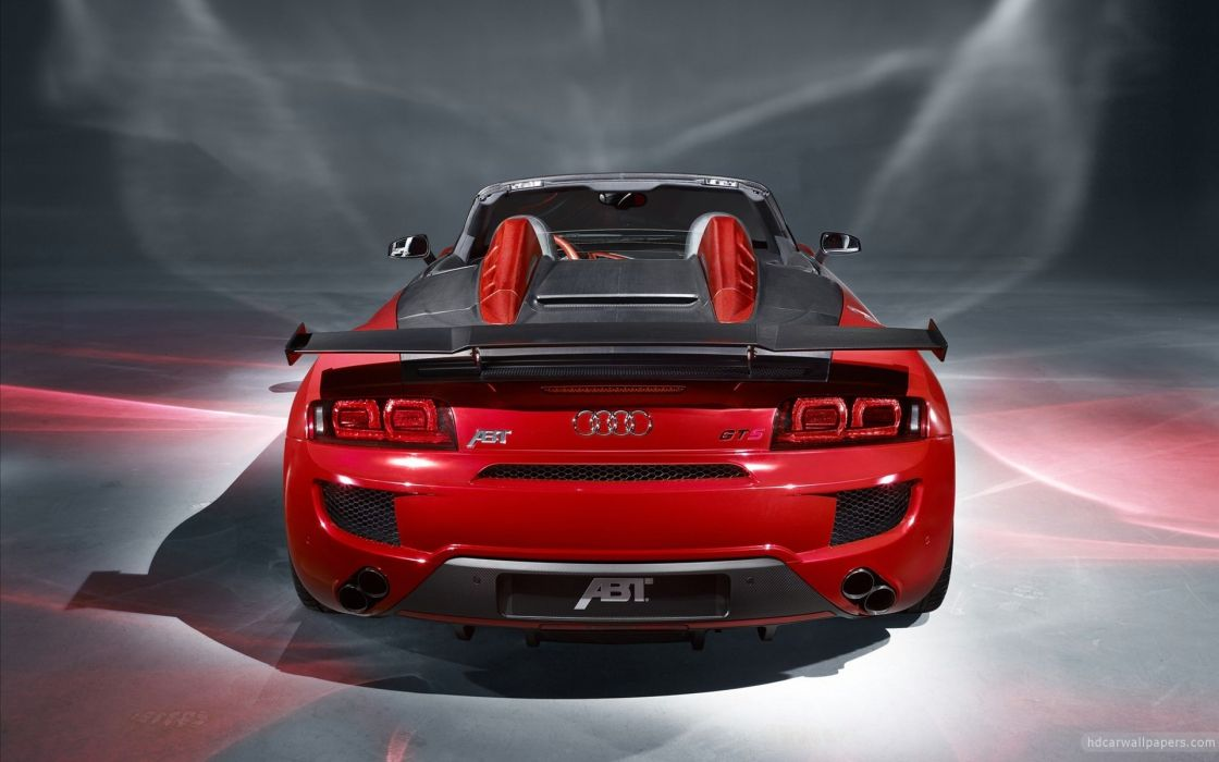 cars drive vehicles tuning convertible wheels Audi R8 sports cars ABT luxury sport cars GTS speed wallpaper