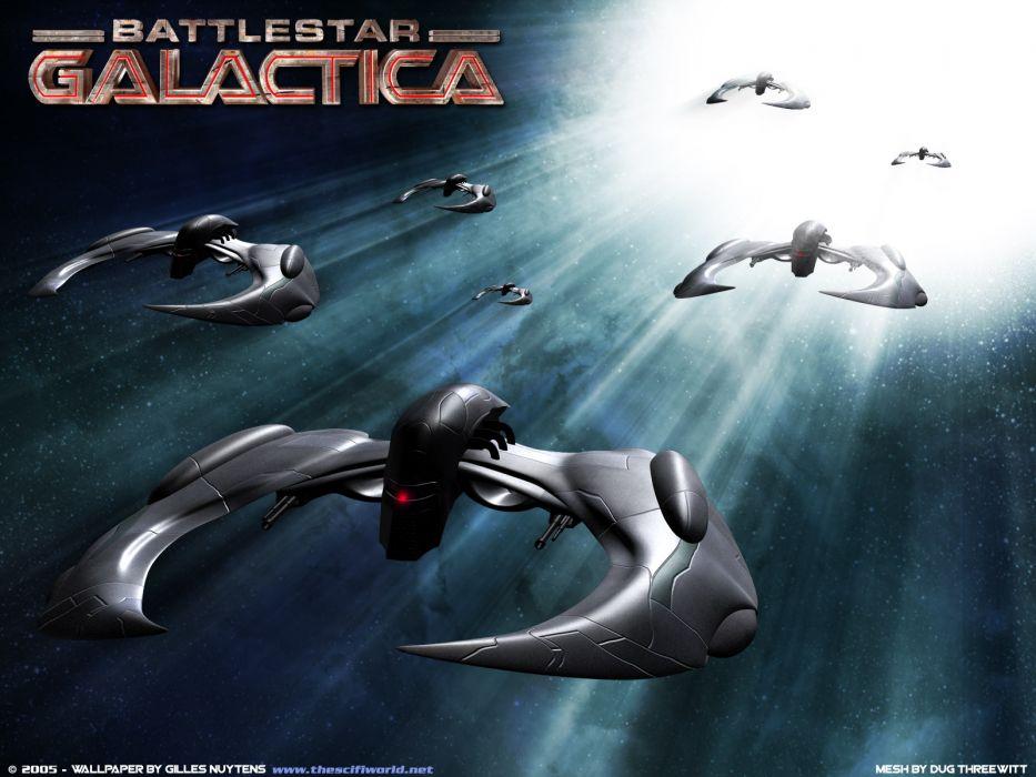 Battlestar Galactica cylon wallpaper