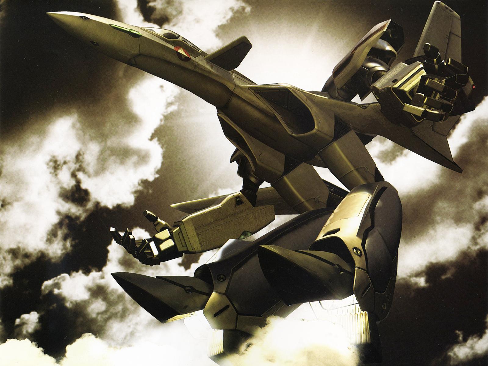 Parkour Anime Wallpaper Macross Robotech Anime