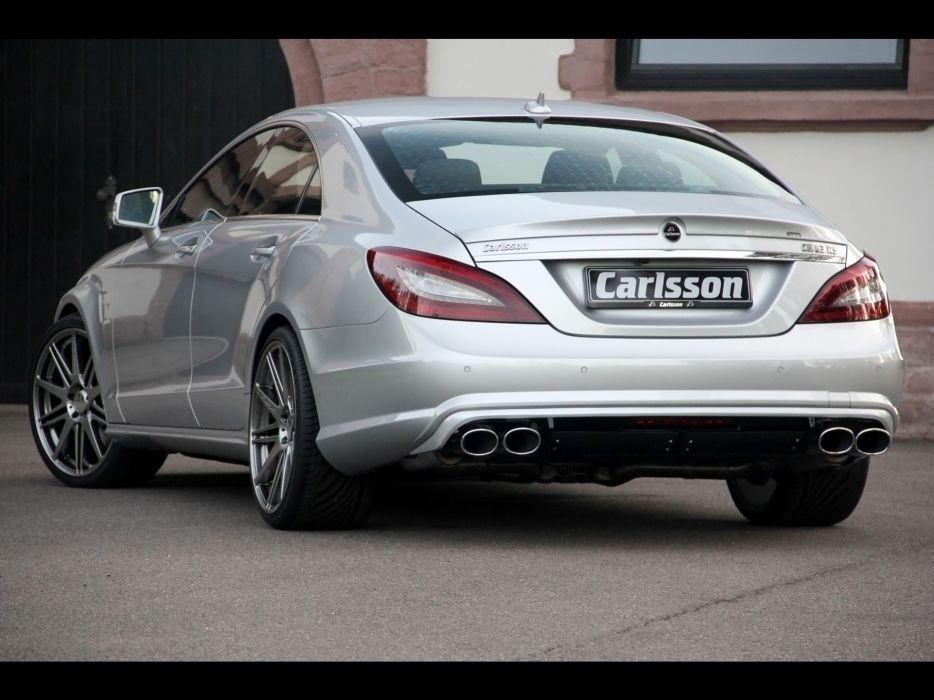 Carlsson Mercedes-Benz wallpaper