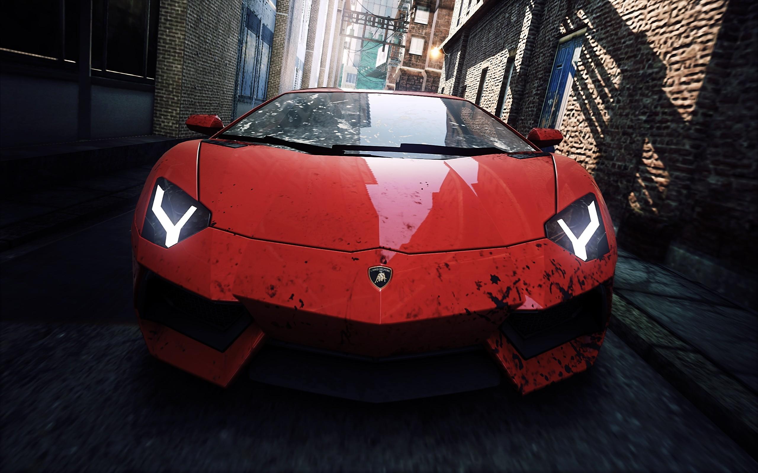 Lamborghini Need For Speed Movie 2015