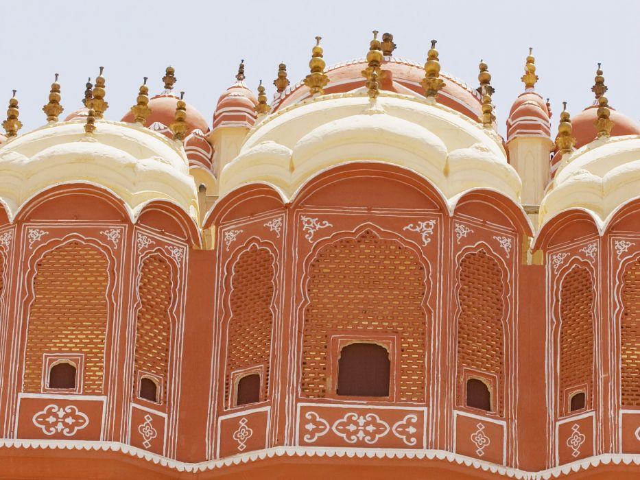 castles Indian islamic wallpaper