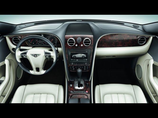 dashboards Bentley Continental Bentley Continental GT wallpaper