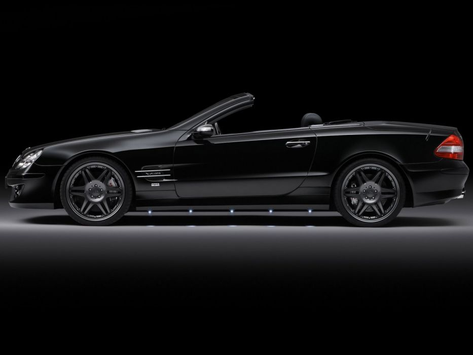 Brabus roadster class down Mercedes Benz Mercedes Benz sl wallpaper
