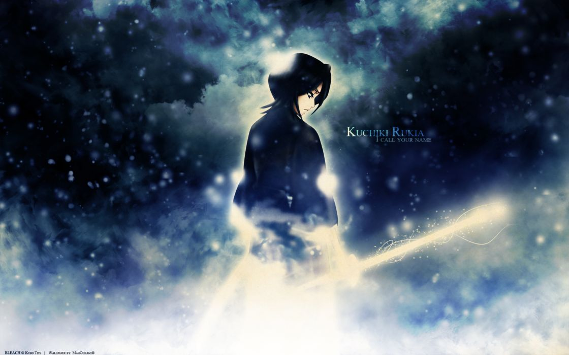 Bleach Kuchiki Rukia wallpaper
